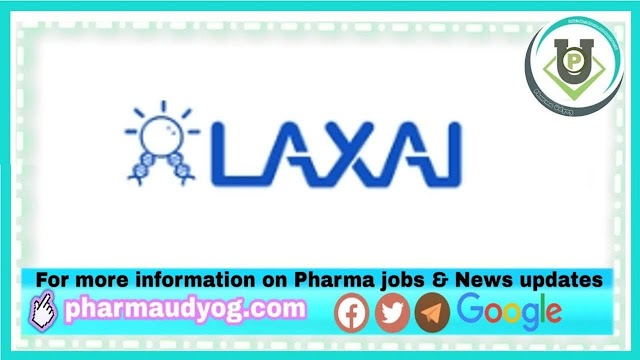 LAXAI Life Sciences | Walk-In for CRO R&D / AR&D / Process R&D on 30th Jan 2021