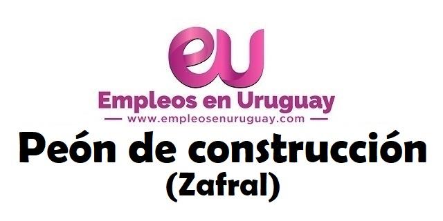 Peón de construcción (Zafral)