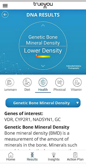 GENETIC BONE MINERAL DENSITY - Lower Density
