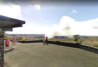 Hawaii Volcanoes National Park is on Hawaii