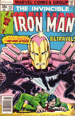 Iron Man #115, the Ani-Men