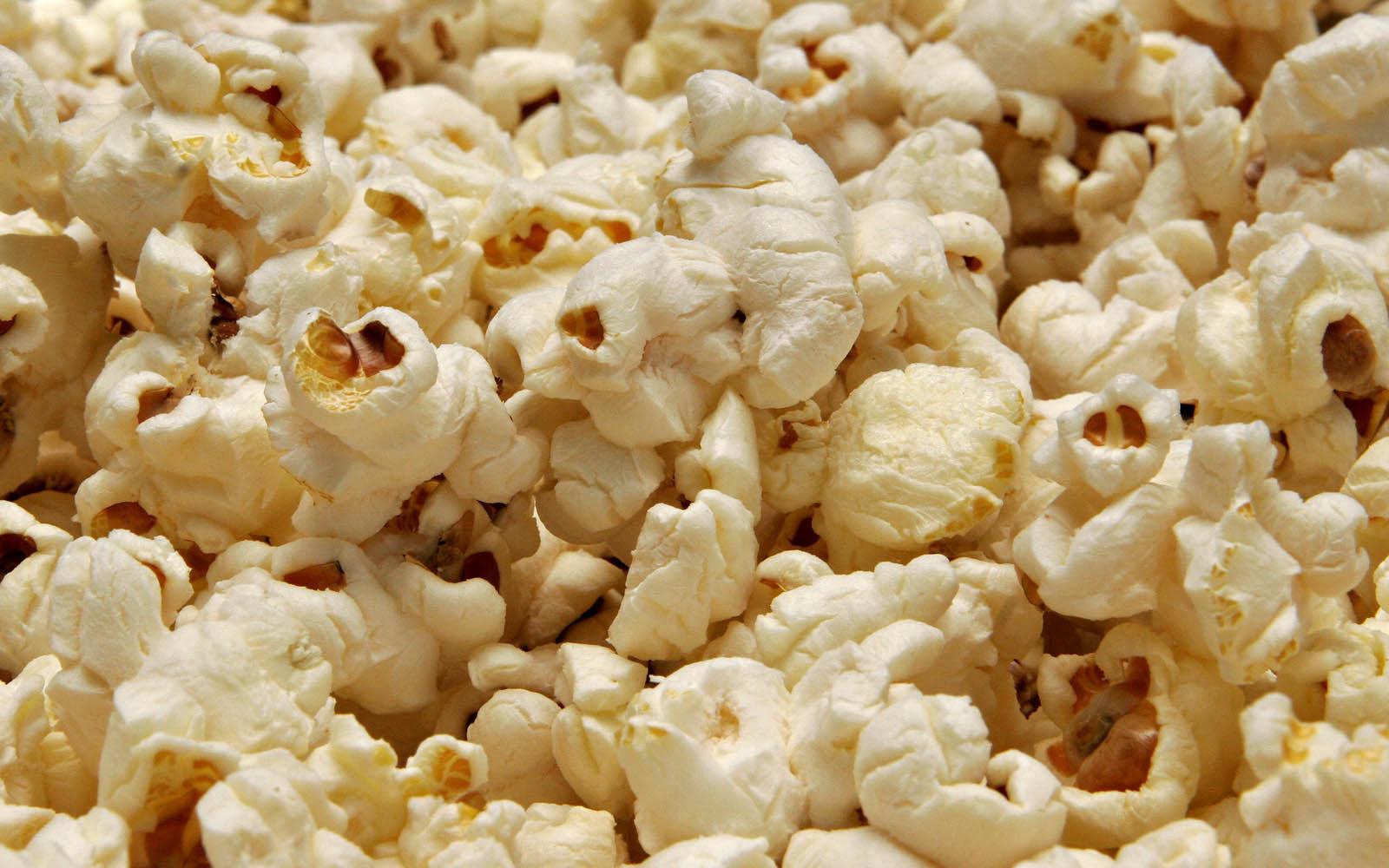 Wallpaper Popcorn