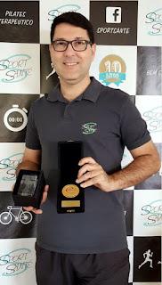 Personal Trainer Registrense Manuel Lopes está entre os melhores do País
