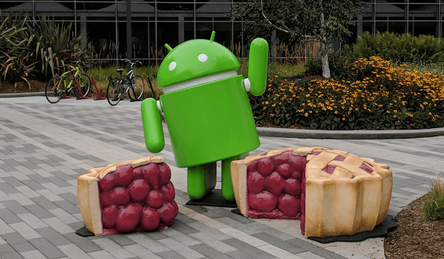 Google Confirms that 10.4 Percent of Android Devices are Running Pie