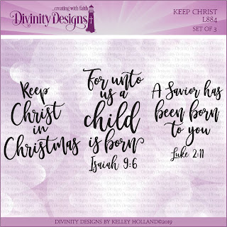 Divinity Designs LLC Keep Christ