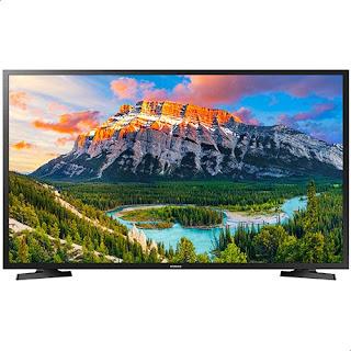 بالتقسيط تليفزيون سمارت فل اتش دي 49 بوصة الفئة الخامسة من سامسونج N5300 مع ريسيفر داخلي
