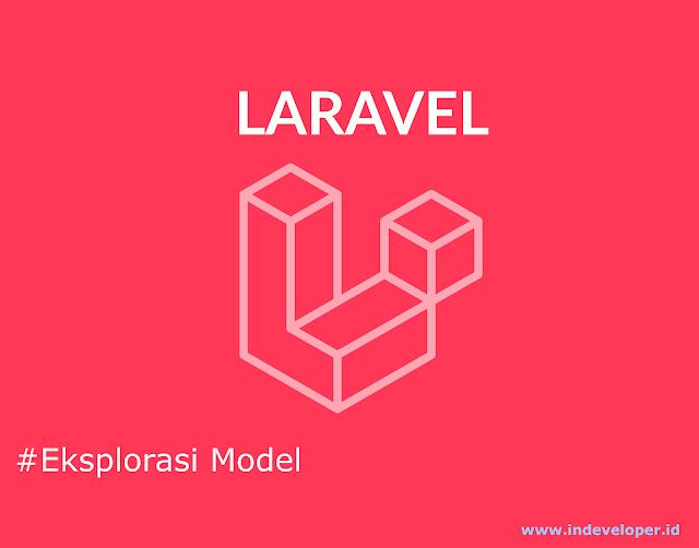 Berbagai Jenis Opsi Pada Pembuatan Model Di Laravel