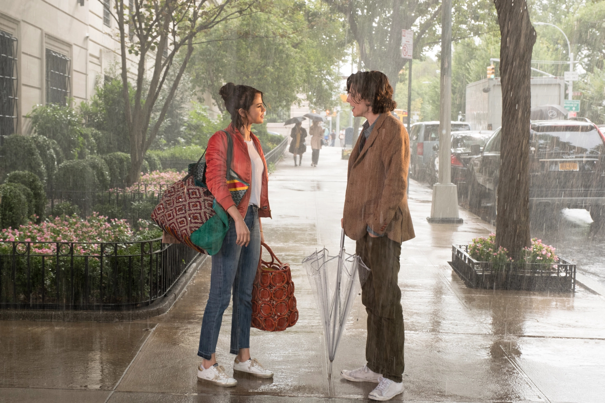 Review | A Rainy Day in New York | 2020