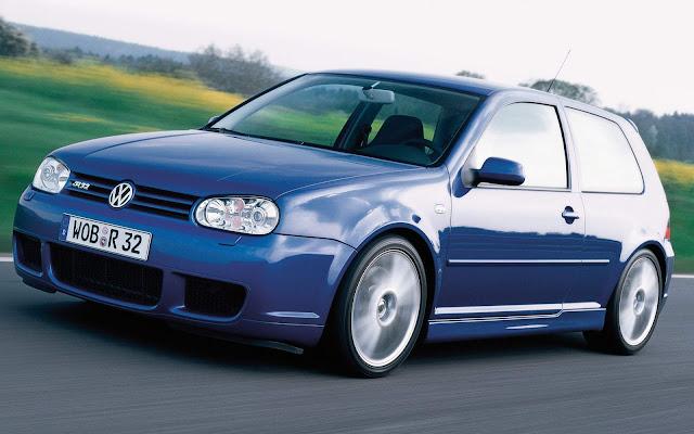 Volkswagen Golf 2003 R32 - DSG