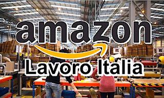 adessolavoro.com - Amazon lavoro Italia