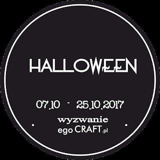 Halloween - przypominajka / Halloween - challenge reminder