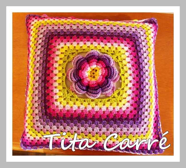 Ergahandmade  Crochet Pillows   Diagrams