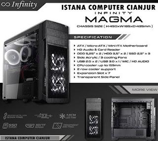 Casing PC Infinity Magma ATX