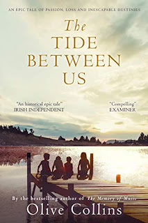 The Tide Between Us: An Historical Epic Irish-Caribbean Story of Slavery & Emancipation book promotion sites Olive Collins
