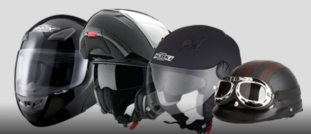 Yuk Kenali Jenis-Jenis Helm Biar Tetap Aman saat Berkendara