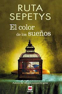 El color de los sueños   Ruta Sepetys