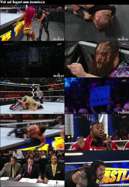 WWE Fastlane 2016 PPV 480p WEBRip