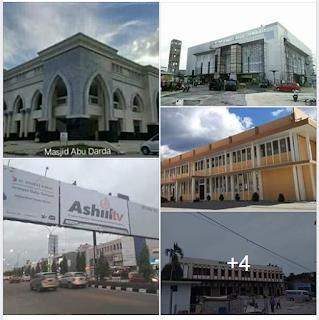Pekanbaru, Contoh Kota Sunnah Yang Berkembang
