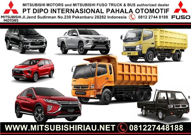 Daftar Harga, Kredit  dan Promo Mitsubishi di Selat Panjang Kepulauan Meranti Terbaru
