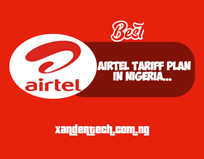 Lastest Airtel Tariff Plan & Bonus Codes