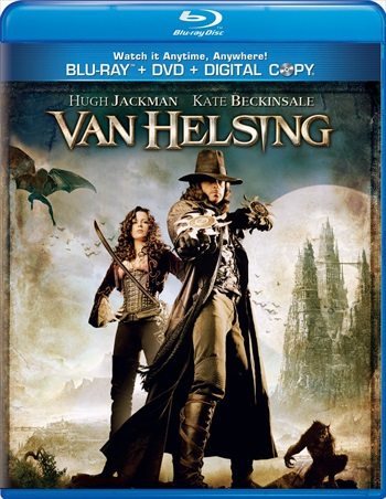 Van Helsing 2004 Hindi Dual Audio 400mb BluRay 480p