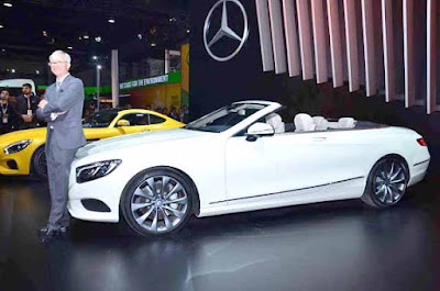 Auto Expo 2016, 13th Auto Expo Delhi, Mercedes-Benz India, Mercedes-Benz SUV, dynamic GLC, S-Class