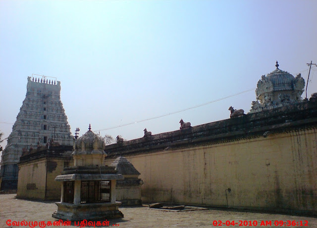 Abirameshwarar Temple Thiruvamathor