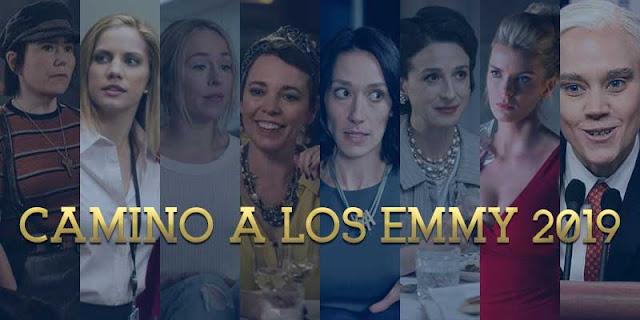 Los Lunes Seriéfilos emmy 2019 actriz de reparto de comedia