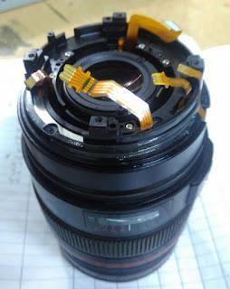 Macam-macam Kerusakan yang sering terjadi pada lensa kamera