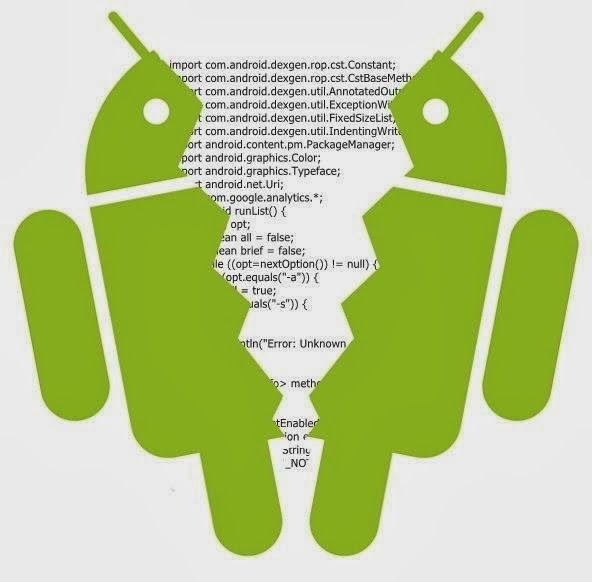 Extract source code from an APK file ~ YOGISOFT WORLD