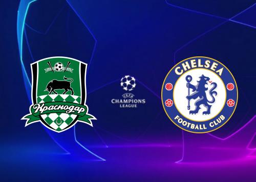 Krasnodar vs Chelsea -Highlights 28 October 2020