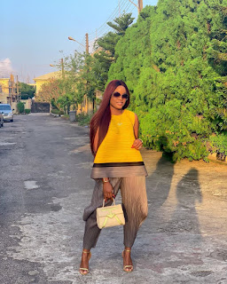 #BBNaija star CeeC  fashion and style looks latest