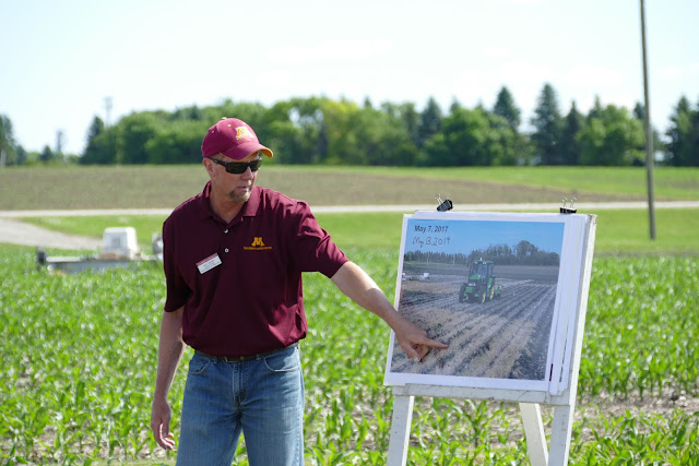 Virtual Agronomy Field Tour