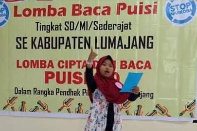 Pengumuman Lomba Cipta dan Baca Puisi Gatra dan Dindik 2.0 se Kabupaten Lumajang