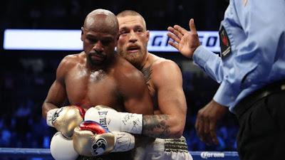 McGregor Menyebutkan Harga Diri Jatuh Dan Nilau Jual Tetap Tinggi
