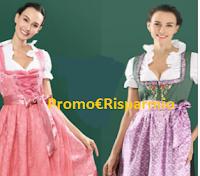 Logo Vota e vinci gratis l'abito Oktoberfest con Lesara