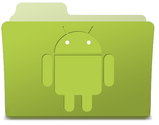 hide files and folders in android smart phone