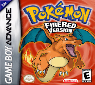 Game Pokemon GBA Fire Red Version Terbaru For Android