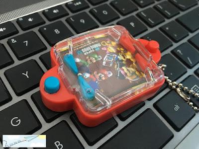 Đồ Chơi Hái Nấm Super Mario 3