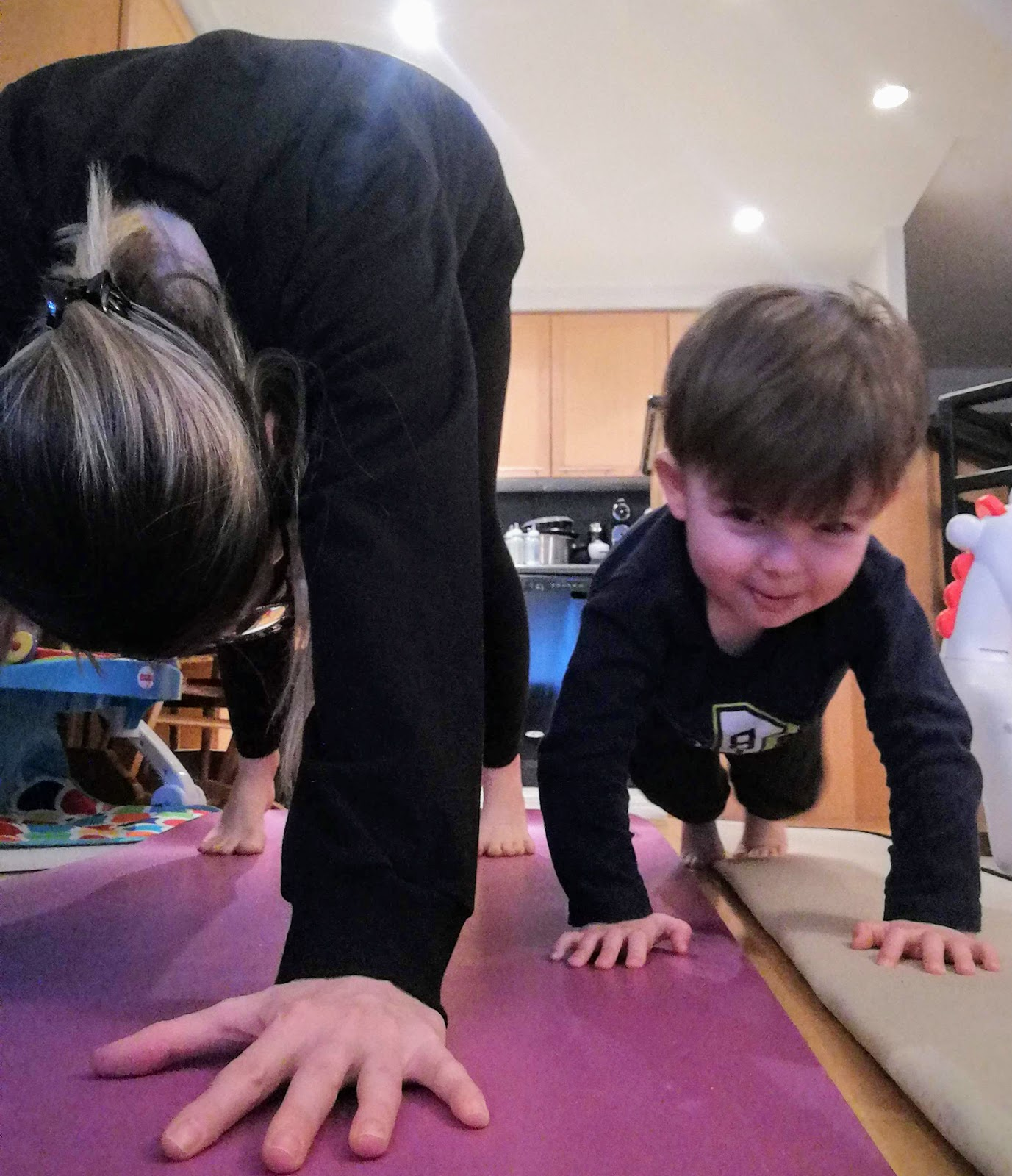 yoga with kids, Indoor Activities To Do With Children
