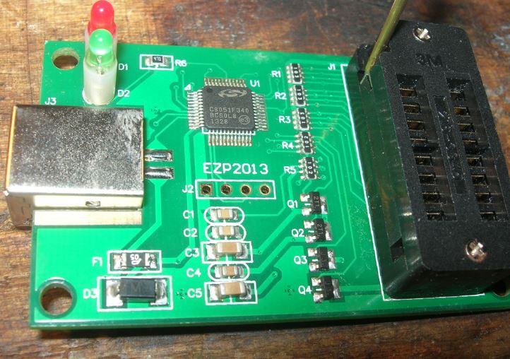 EZP2013 USB High Speed Programmer: About