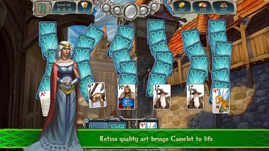Avalon Legends Solitaire 2 Apk Free on Android Game Download