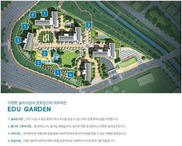 김해 한라 비발디 센트럴파크 단지안내2
