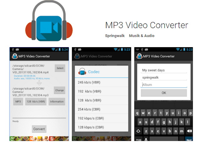 MP3 Video Converter 1.9.40 APK