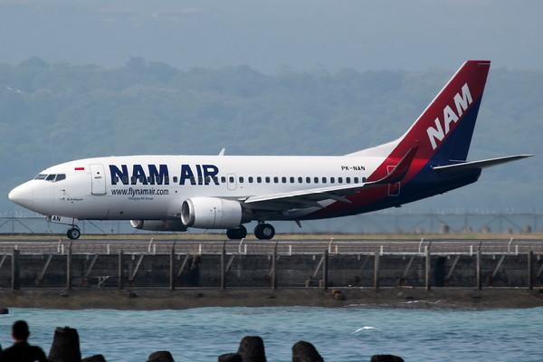 Nam Air merupakan salah satu dari daftar maskapai penerbangan yang ada di indonesia