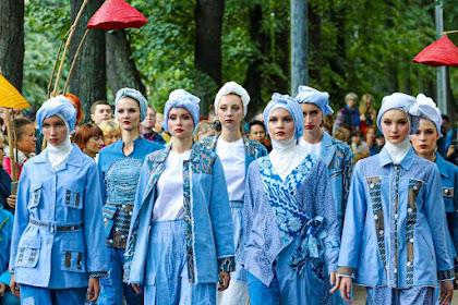 Produk Fesyen Muslim Indonesia Sangat Diminati di Rusia
