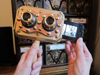 Will Rockwell's iphone 3D Stereoscope Viewer