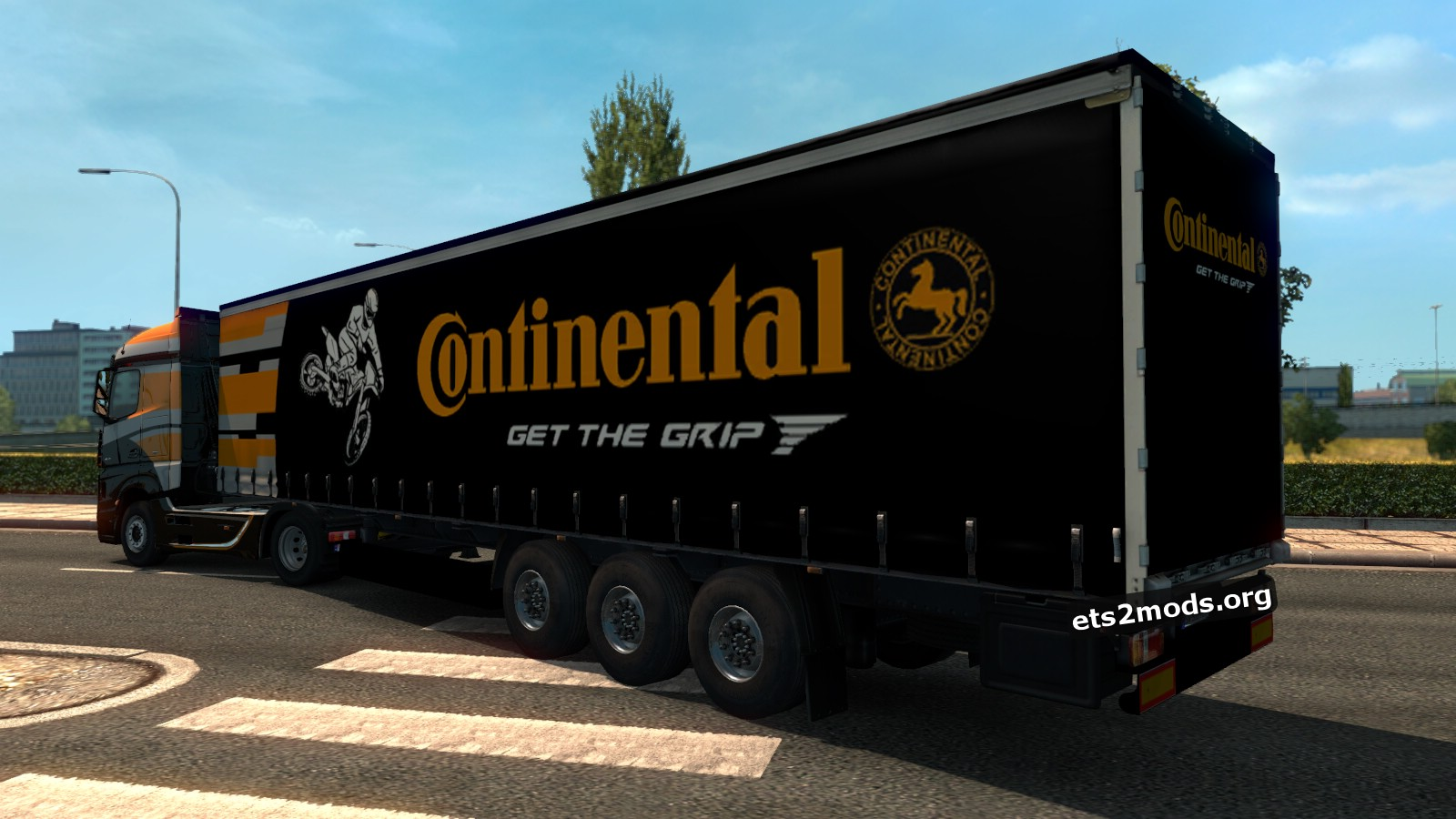 Combo Pack Continental