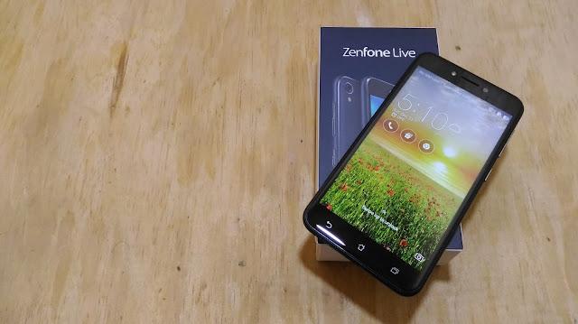 Inilah #4 Kelebihan Asus Zenfone Live ZB501KL