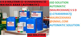 FIND SSD CHEAMICAL SOLUTION & SUPER CLEAN +27640409447 NOTES